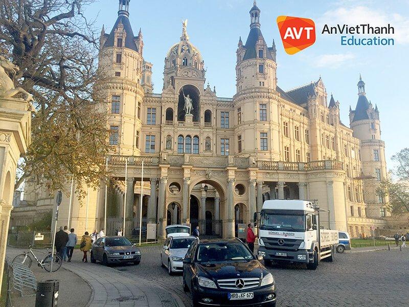 Làm thủ tục gia hạn visa tại Đức