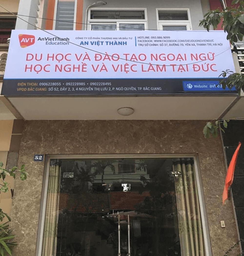 An Việt Thành khai trương chi nhánh ở Bắc Giang