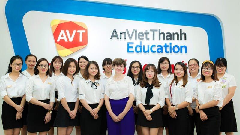 Tập thể giáo viên AVT
