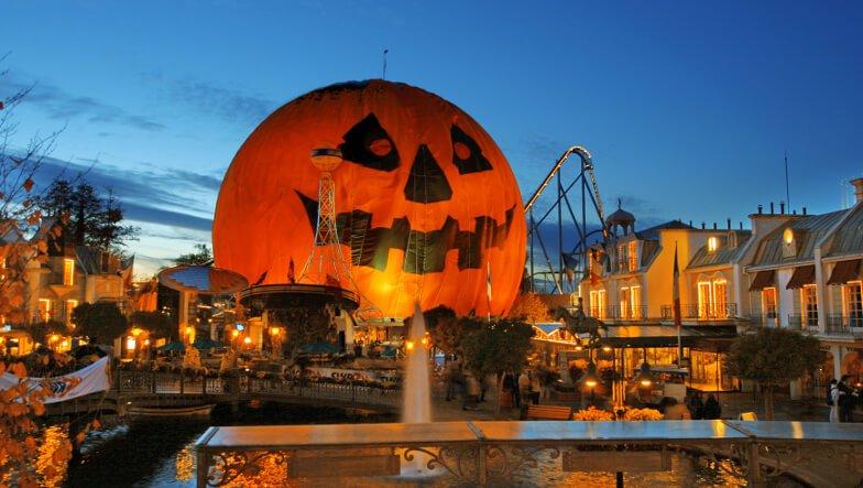 Halloween ở Nam Đức đẹp lộng lẫy