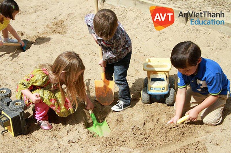 Trẻ em ở Đức được học tính tự lập từ nhỏ