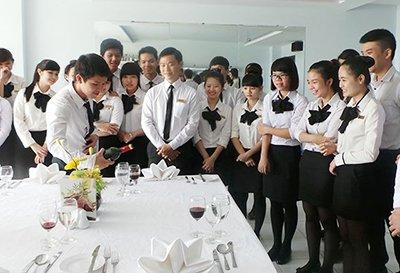Du học nghề nhà hàng tại Đức