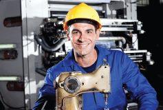 Sản xuất công cụ và linh kiện