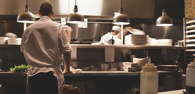 Công việc nhà hàng