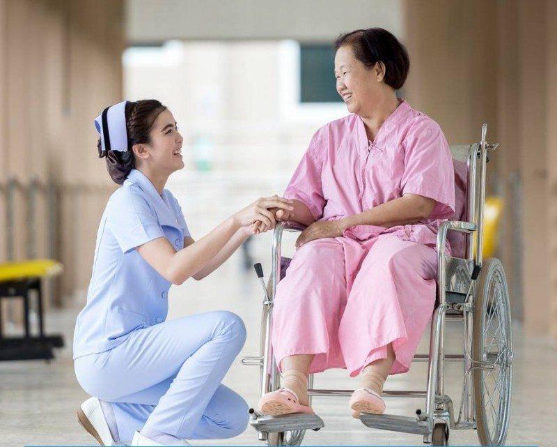 Du học ngành điều dưỡng tại Nhật Bản được miễn phí và có trợ cấp
