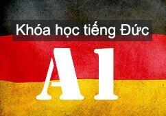 Khóa học tiếng Đức trình độ A1
