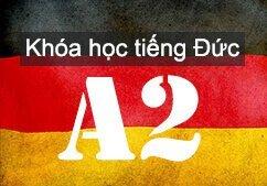 Khóa học tiếng Đức trình độ A2