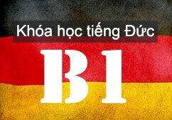 Khóa học tiếng Đức trình độ B1