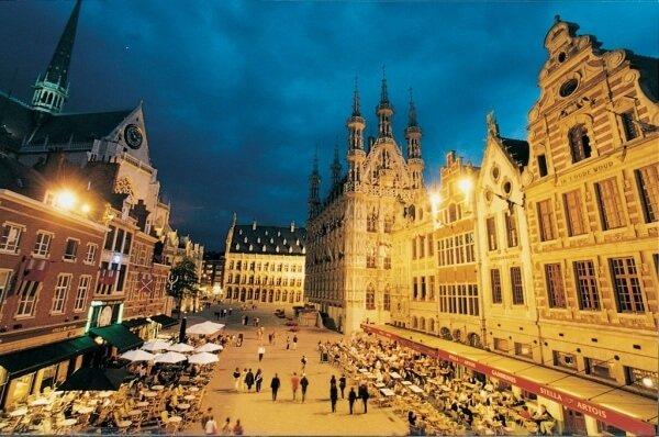 Belgium là nước nào