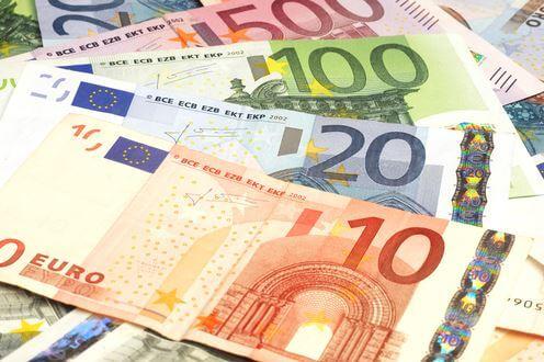 Các loại tiền giấy của Đức