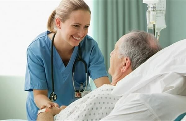 chăm sóc bệnh nhân viêm ruột thừa