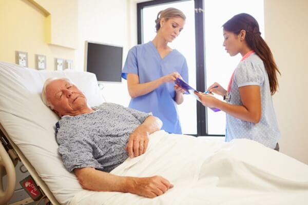 lập kế hoạch chăm sóc bệnh nhân viêm phế quản
