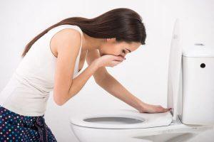 nhiễm trùng đường ruột ở người lớn