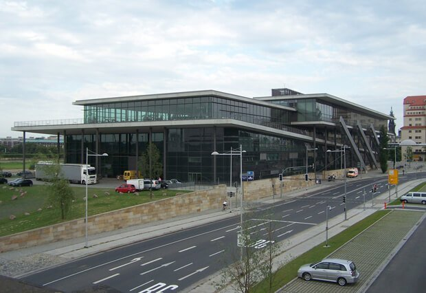Trường Đại học Tổng hợp kỹ thuật Dresden danh tiếng