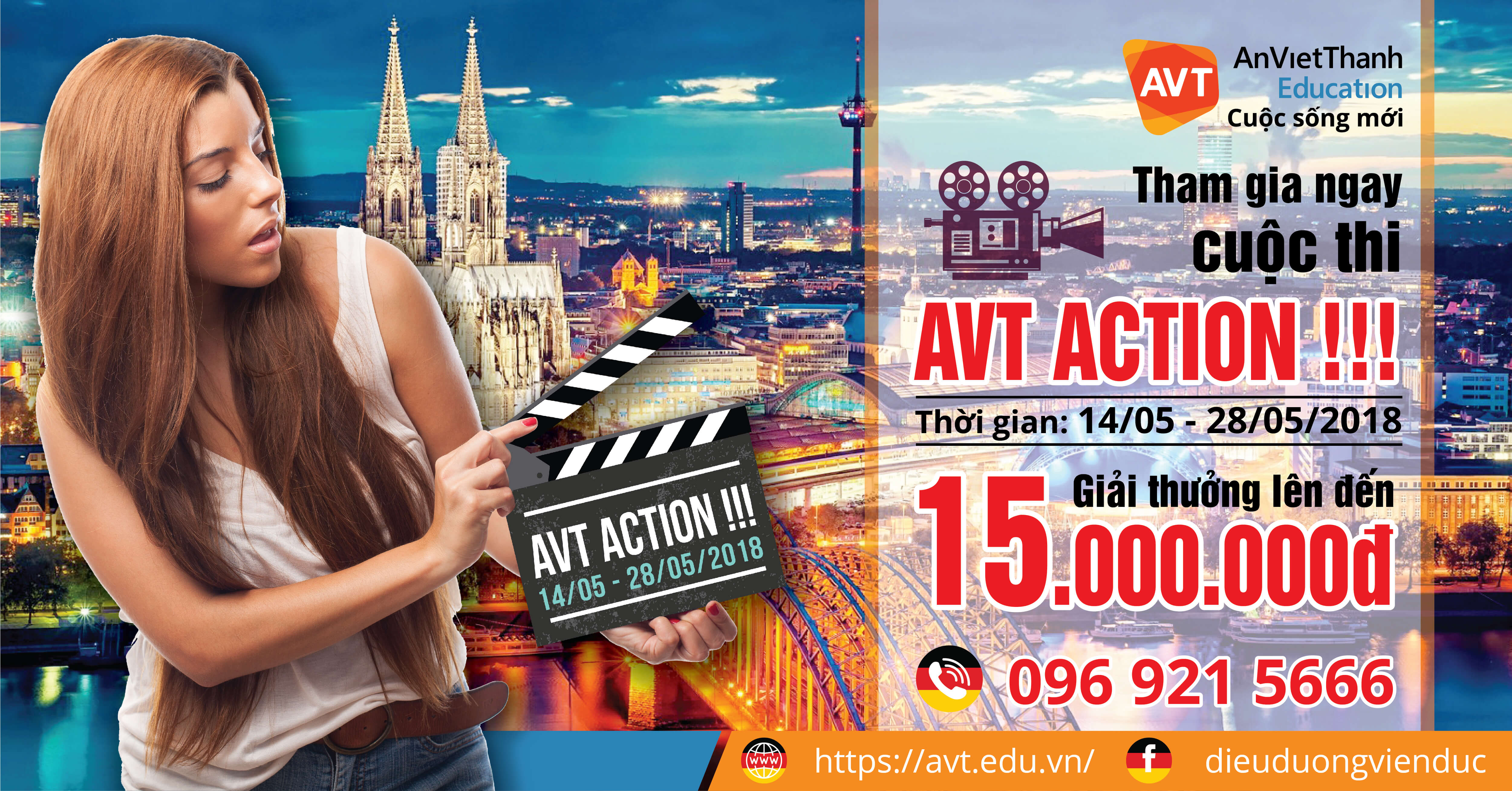 Cuộc thi AVT Action!!!
