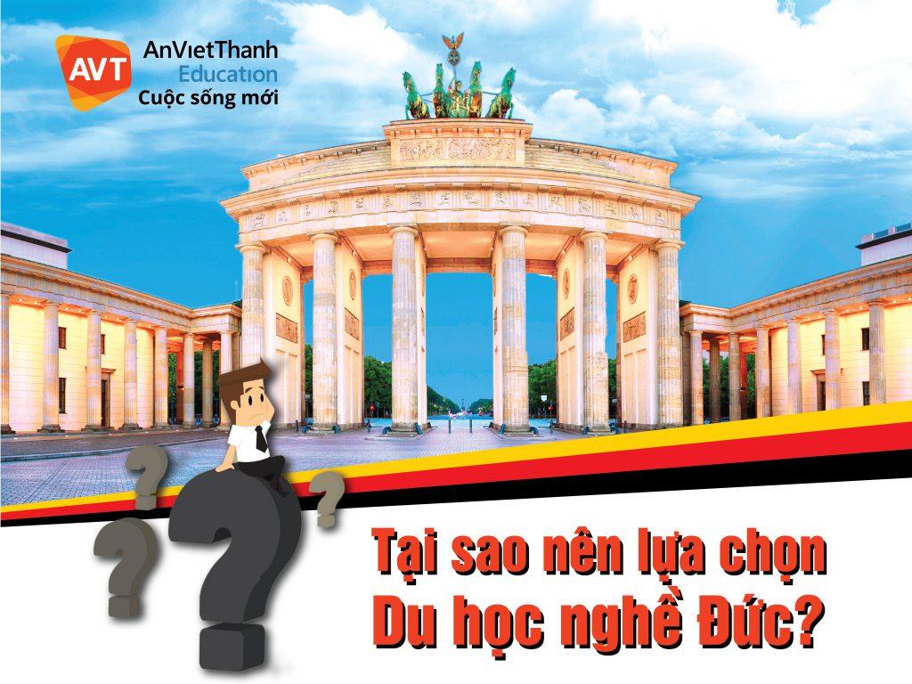 Tại sao nên lựa chọn Du học nghề Đức?