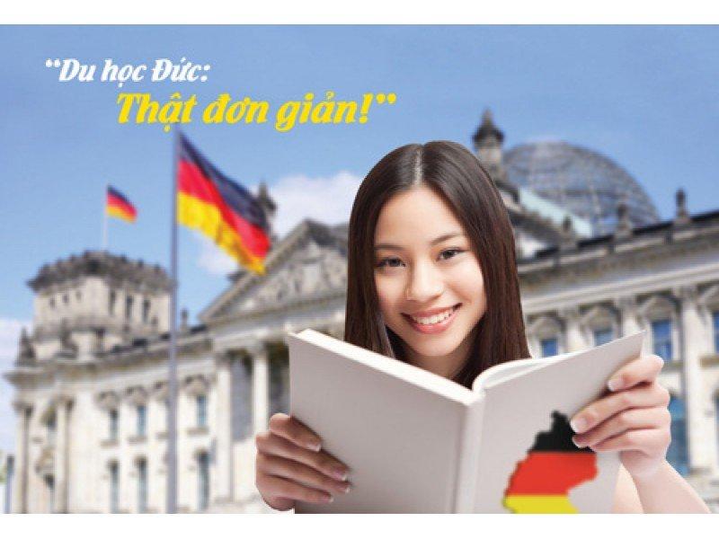 Du học Đức bằng tiếng Anh miễn phí, tại sao không?