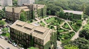 Tìm hiểu về trường đại học Gimhea Hàn Quốc