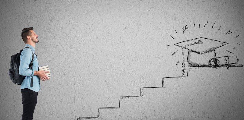 Chọn trường là để ra mục tiêu và thúc đẩy bạn thực hiện