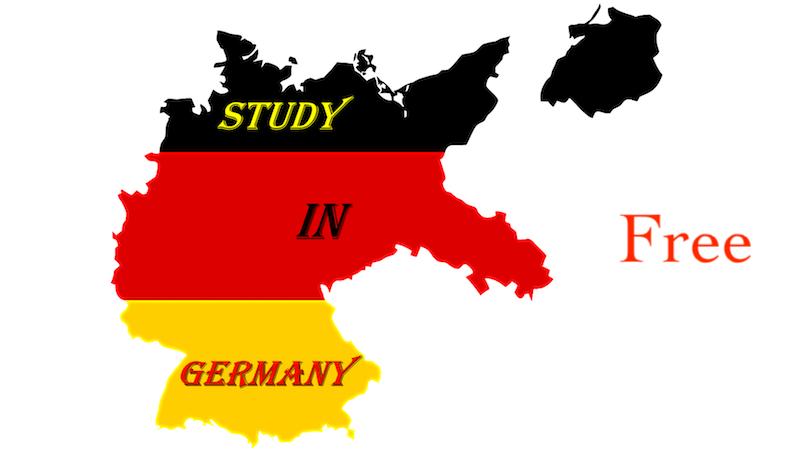 Cơ hội vàng để du học Đức miễn phí