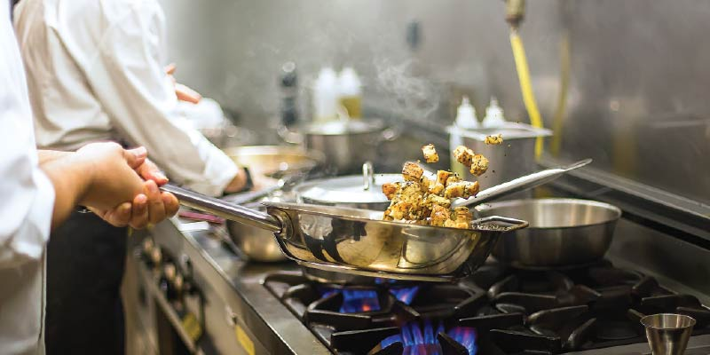 Du học Đức ngành quản trị nhà hàng có nhu cầu cực lớn