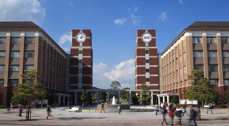 APU Nhật Bản là ngôi trường đại học kiểu mẫu
