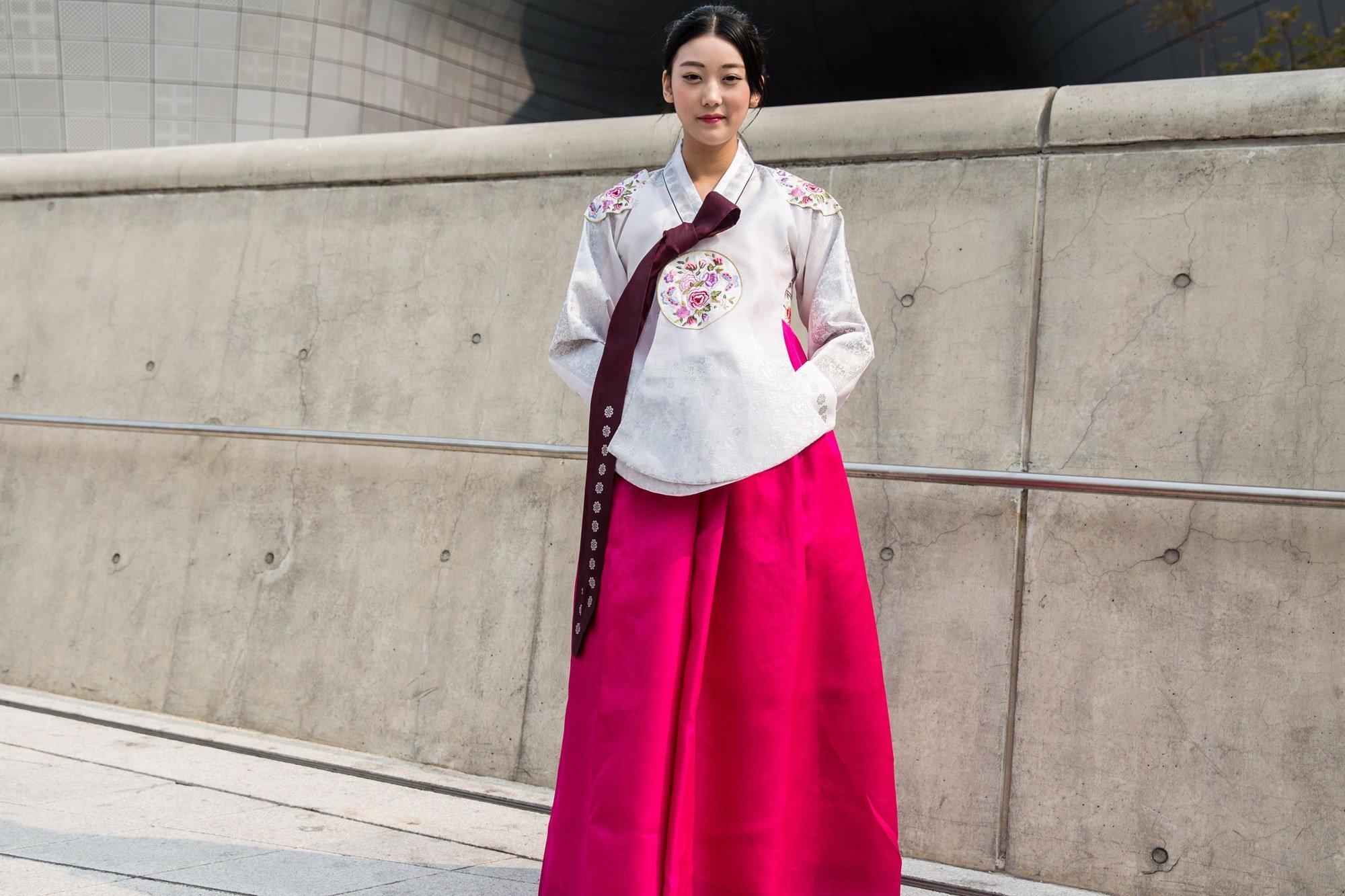 Tìm hiểu về Hanbok của Hàn Quốc