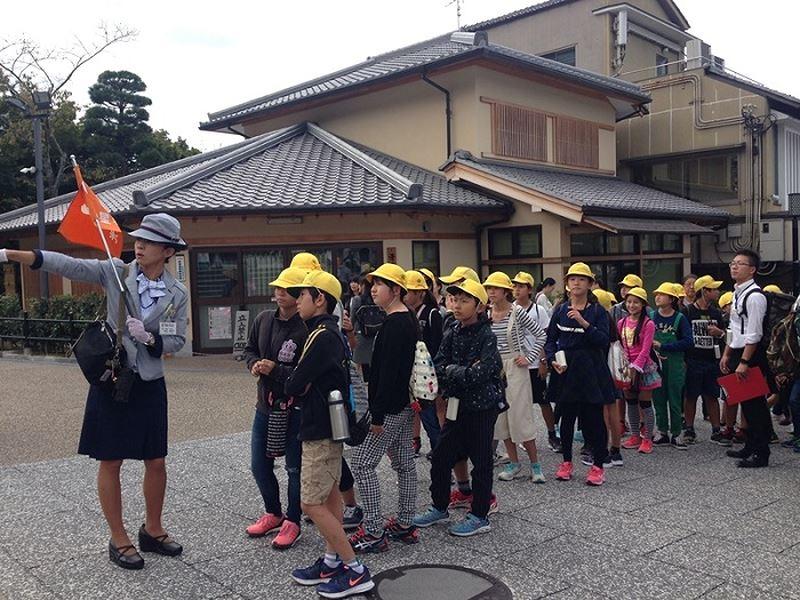 Bạn sẽ tiếp xúc với nền giáo dục tiên tiến khi du học Nhật Bản từ cấp 2