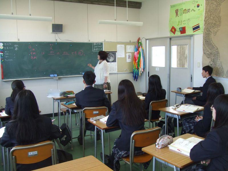 Du học cấp 2 tại Nhật Bản là một phần của du học Nhật Bản cấp 3