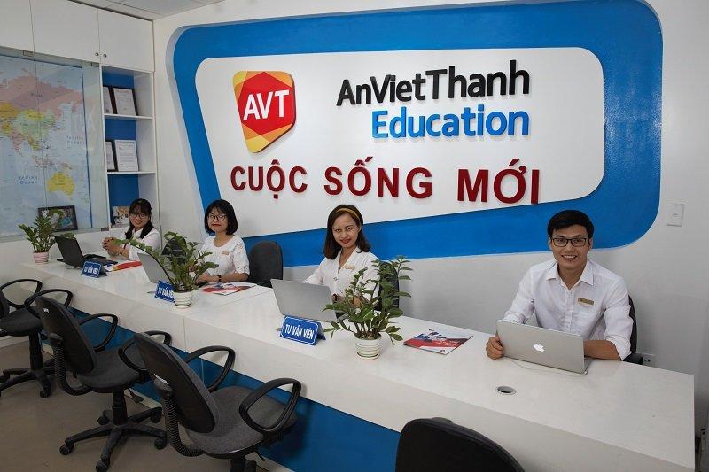 AVT Education là tổ chức uy tín trong lĩnh vực du học.