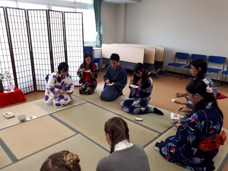 Nhật bản phát triển hơn nên nhiều người du học không muốn trở về