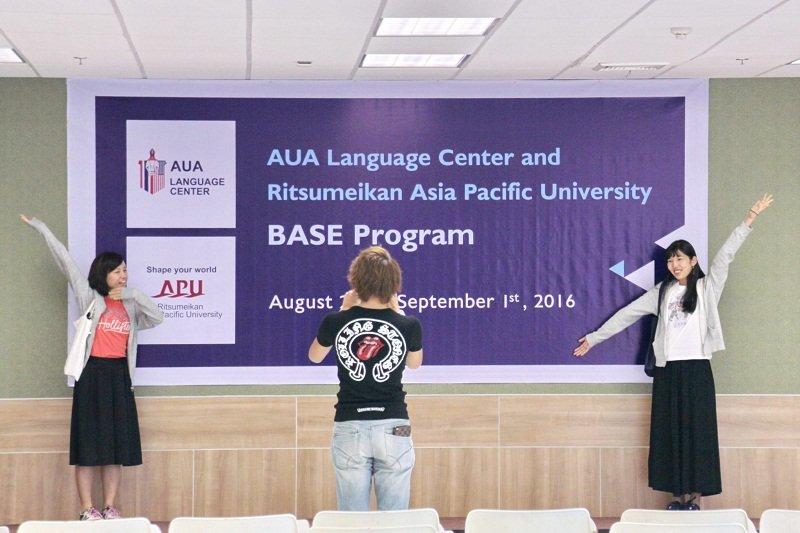 Chương trình đào tạo tại APU phong phú, đa dạng