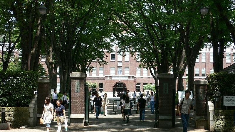 Đại học Kobe có mức học phí khiêm tốn