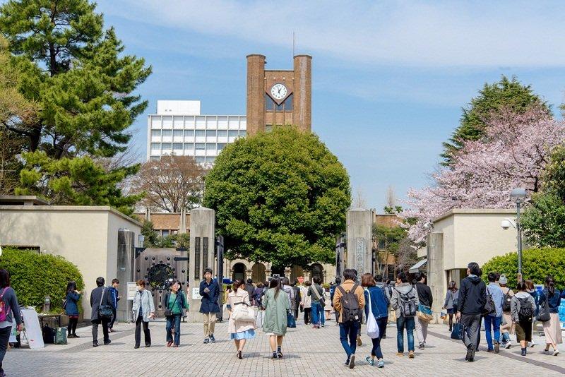 Hãy chọn cho mình một ngôi trường phù hợp khi du học Nhật Bản