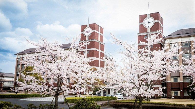 Học phí trường APU Nhật Bản khá cao