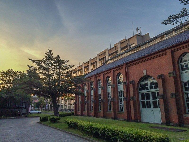 Kumamoto là ngôi trường lâu đời của Nhật Bản