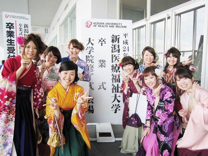 Thông tin tuyển sinh du học Nhật Bản được chia sẻ rộng rãi