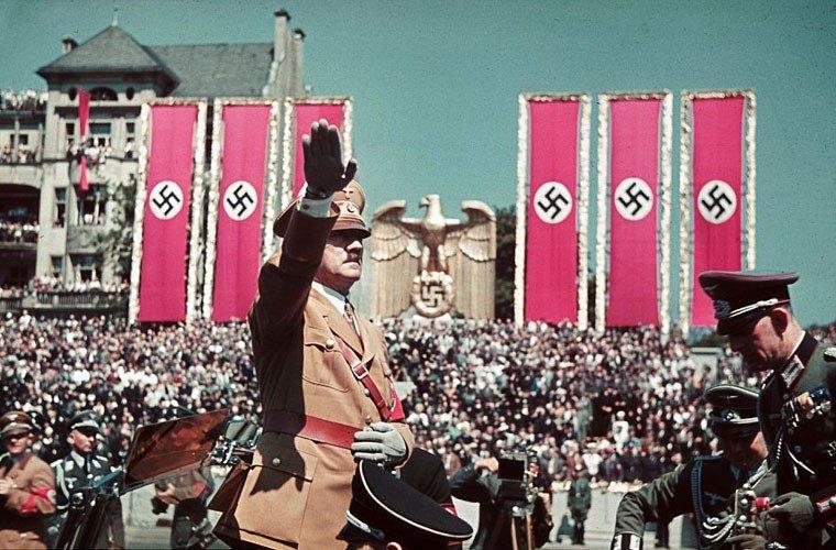 Chủ nghĩa phát xít Đức được Hitler lãnh đạo