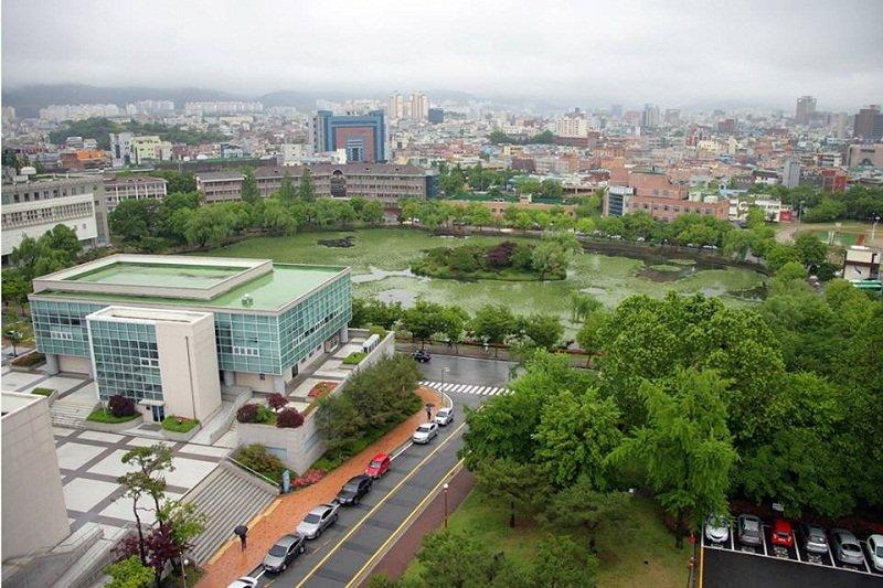 Đại học Chonnam Hàn Quốc