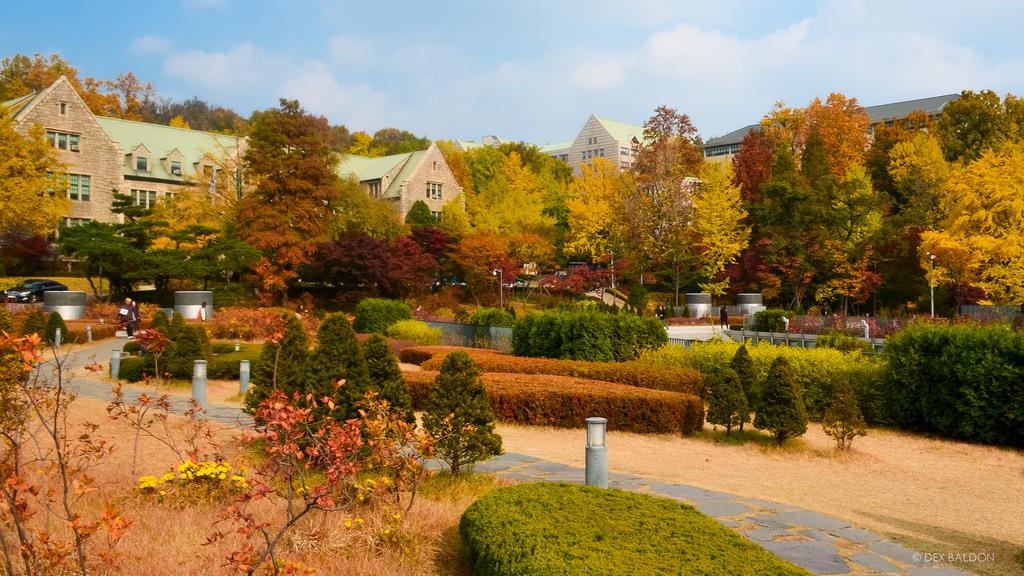 Đại học ewha Hàn Quốc