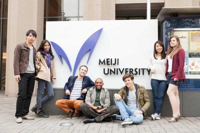 Đại học Meiji Nhật Bản – Bạn đã biết những gì về ngôi trường này