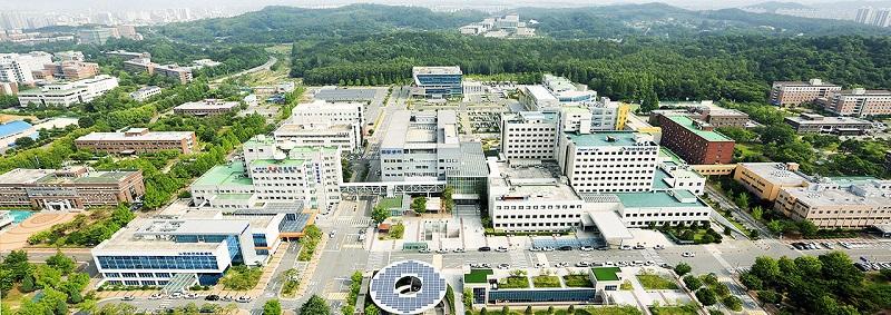 Khuôn viên trường Đại học Chonbuk