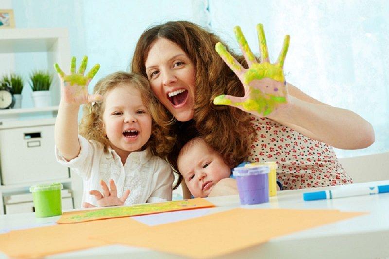 Kỹ năng chăm sóc trẻ sẽ là điều bạn cần có khi tham gia Aupair