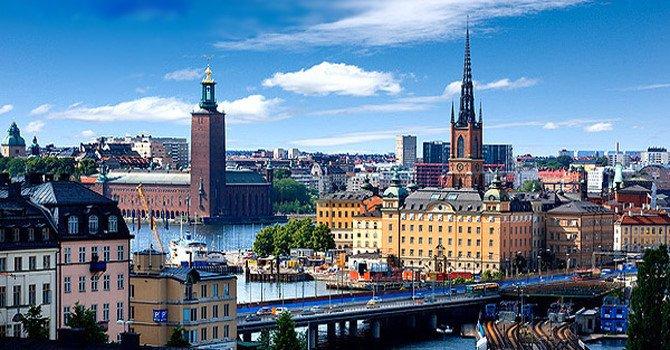 Sweden là nước nào?