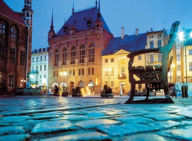 Thành phố Torun cổ kính