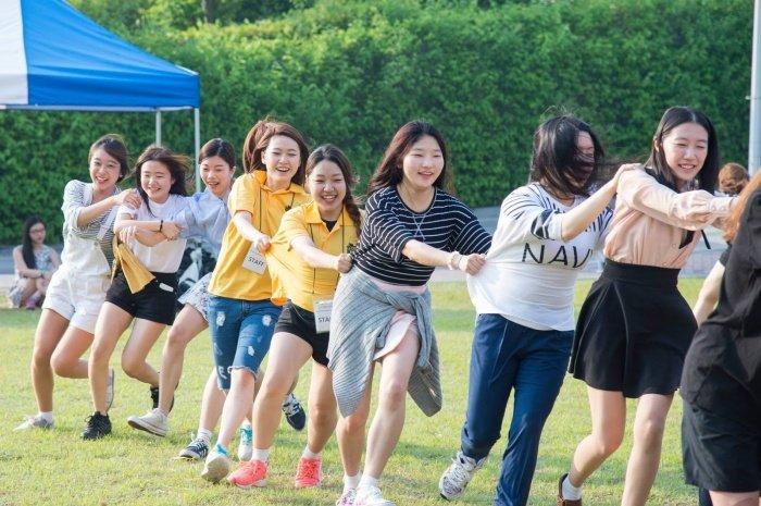 Sinh hoạt ngoại khóa sôi nổi tại Đại học Kỹ thuật Busan