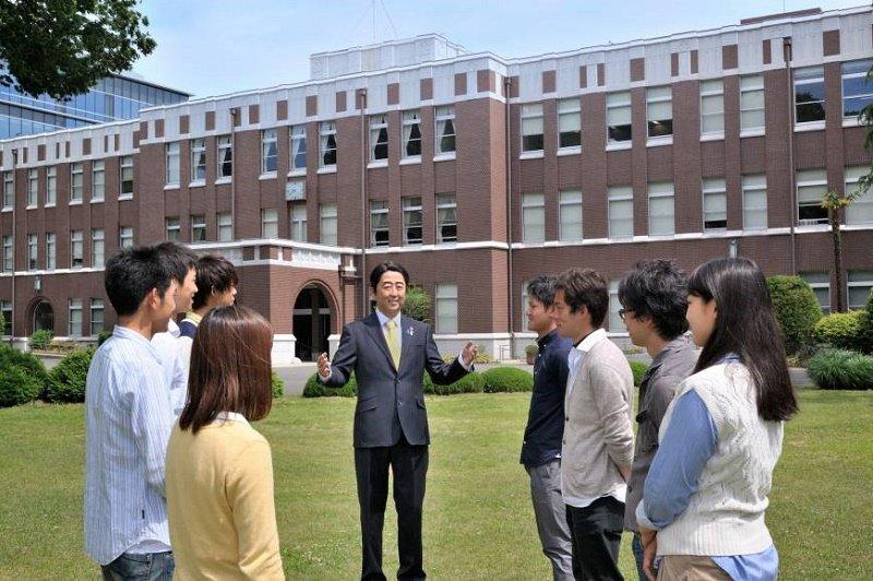 Bạn sẽ được miễn giảm học phí khi theo học tại Seikei