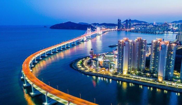 Busan - nơi tập trung nhiều trường Đại học