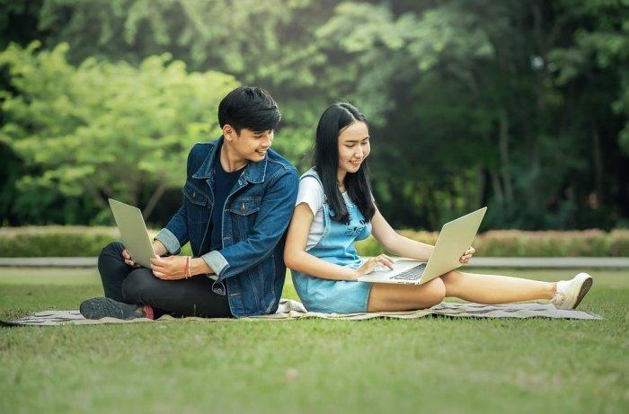 Cơ hội giao lưu với sinh viên quốc tế