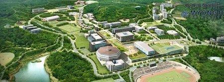 Đại học Myongji Hàn Quốc cơ sở
